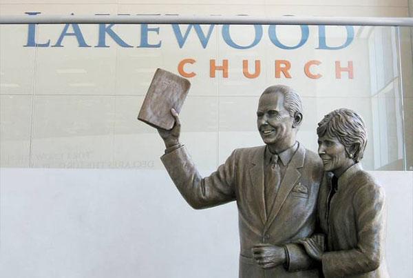 Pastors John + Dodie Osteen