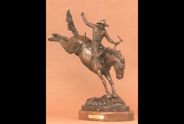 Legends of Rodeo – Riding with Style Harry Tompkins